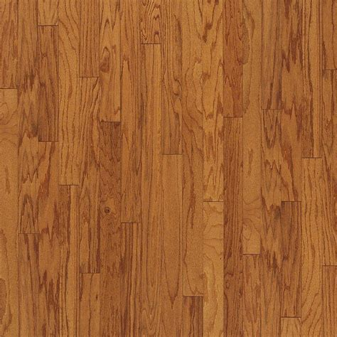 3 8 Hardwood Flooring by Bruce Wheat Oak 3 8 In Thick X 3 In Wide X Varying