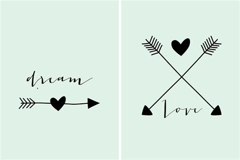 printable poster art love posters diy