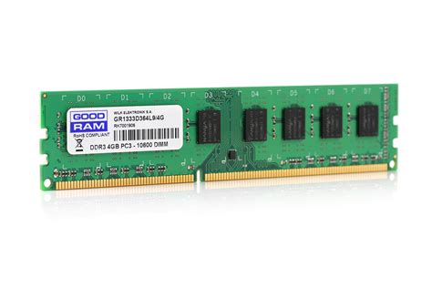 Memory Ddr3 memory modules goodram ddr3