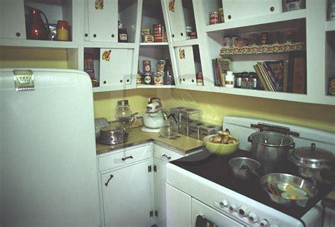 50s Style Kitchen by The Fifties Kitchen Afreakatheart