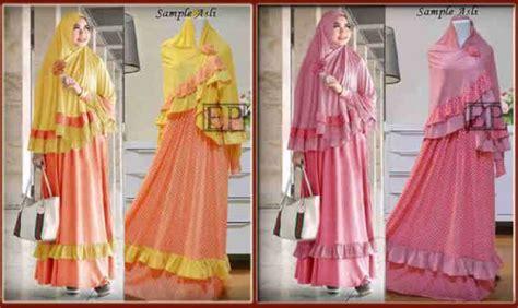 Baju Gamis Syari Ukuran Jumbo Baju Muslim Ukuran Newhairstylesformen2014