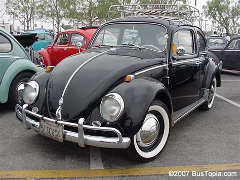 black volkswagen bug restored vintage volkswagen bugs 1958 1967 from