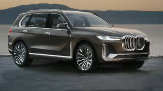 Bmw X7 Price 2018 Bmw X7 Interior Exterior And Drive