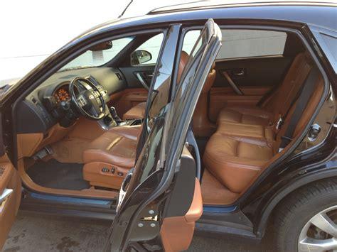 2006 infiniti fx35 interior pictures cargurus