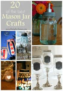 Best Mason Jar Crafts