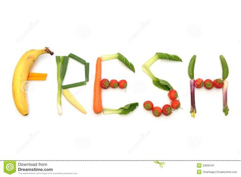 l word vegetables fresh fruits and vegetables stock image image 32935161
