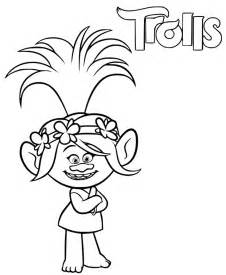 10 trolls images troll party coloring books parties