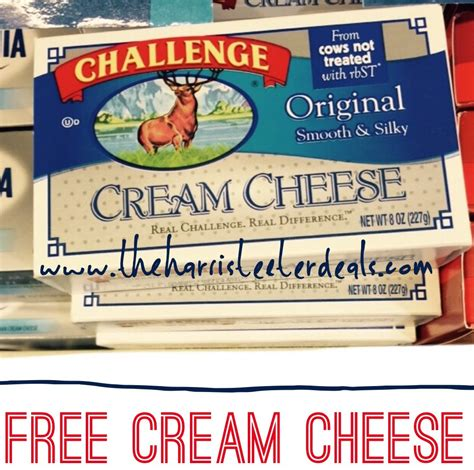 printable grocery coupons harris teeter better than free challenge cream cheese the harris