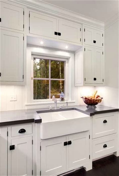 dual farmhouse sink traditional kitchen mitch wise