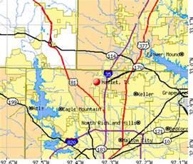 map of haslet haslet tx 76052 profile population maps real