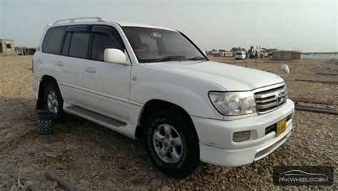 2003 Toyota For Sale Used Toyota Land Cruiser V8 2003 Car For Sale In Karachi