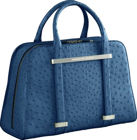 Porsche Design Handbags by Porsche Design Introduces Twinbag Handbag For
