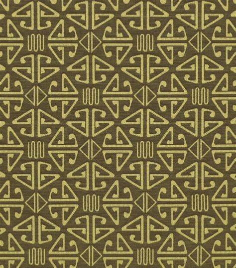 Aztec Upholstery Fabric Home Decor Upholstery Fabric Crypton Aztec Loden Jo