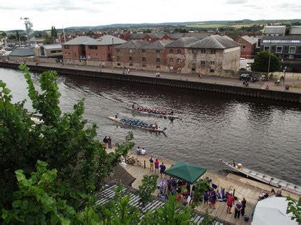 dragon boat racing exeter weird and wonderful things to do if you find yourself in