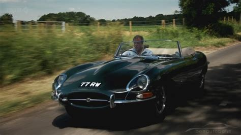 jaguar on top gear jaguar e type top gear