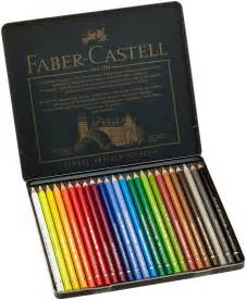 faber castell colored pencils faber castell polychromos colour pencils tin of 24 frau