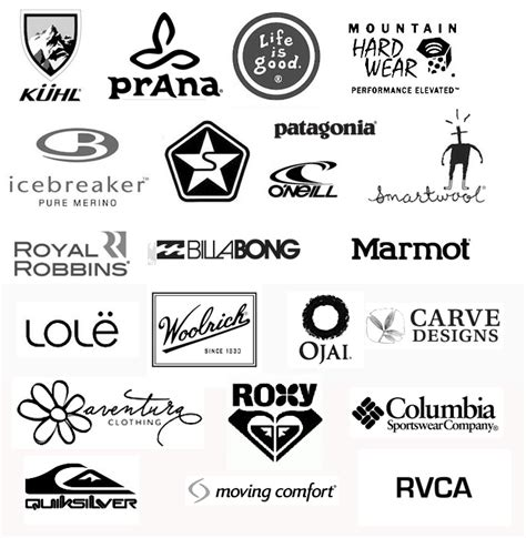 outdoor brand logos outdoor clothing logo www imgkid the image kid has it
