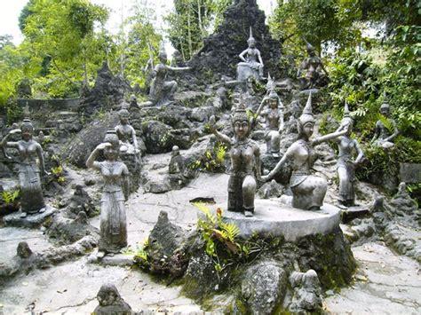 film thailand secret garden tour secret buddha garden