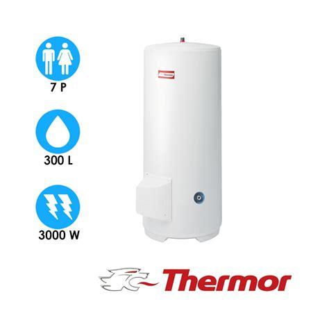 chauffe eau electrique 300l 2983 chauffe eau st 233 atis 300l stable thermor