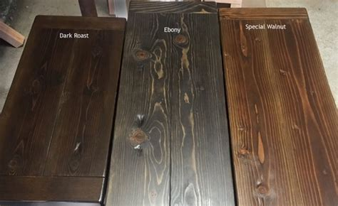 Distressed Kitchen Cabinet which stain for dining table