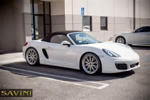 Rims For Porsche Boxster Boxster Savini Wheels