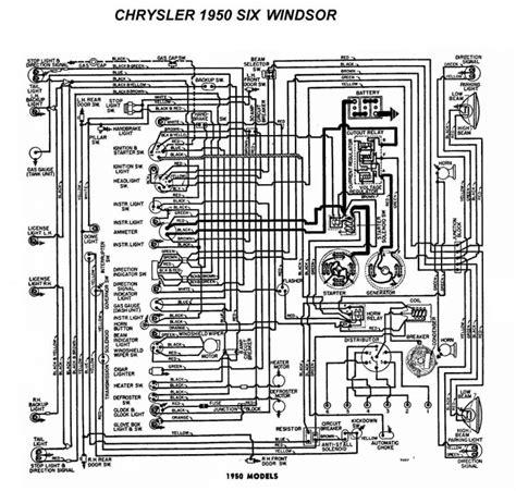 electrical wiring diagram  chrysler windsor electrical p dcom  pilot housecom