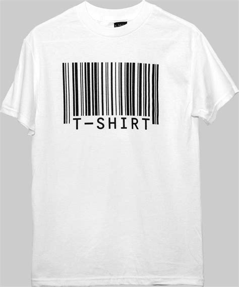 T Shirt Barcode barcode quot t shirt quot by
