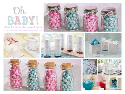 Cheap Gifts For Baby Shower Guests by Oh Baby Ideas For A Genderreveal Quot Baby Shower Quot Thank