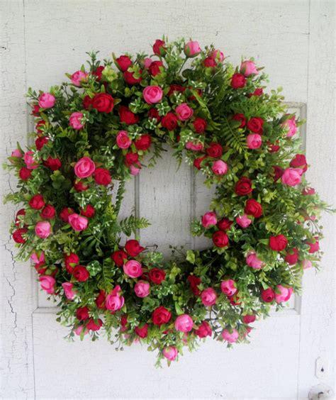 colorful handmade summer wreath ideas  refresh