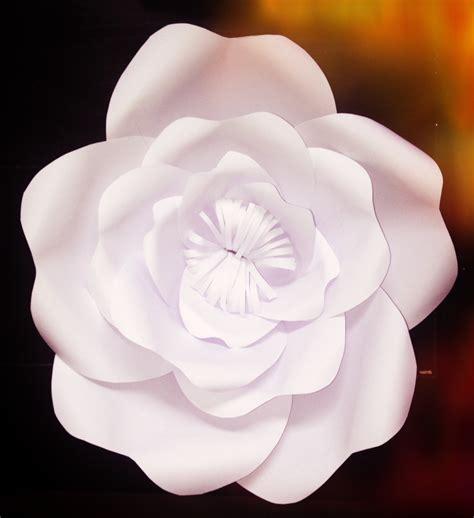 large paper flower handmade paper flower paper flower for
