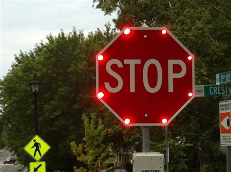 How To Make A Stop Sign Out Of Paper - when stop signs make us less safe fast