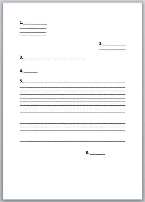 Conseils Lettre De Motivation Manuscrite Comment Mettre En Page Une Lettre De Motivation Manuscrite