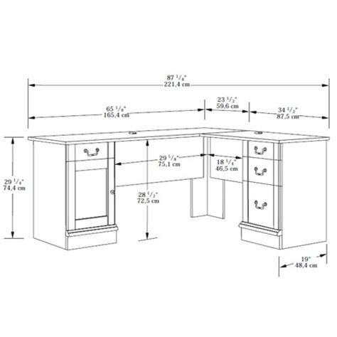 desk sizes office desks dimensions pictures yvotube com