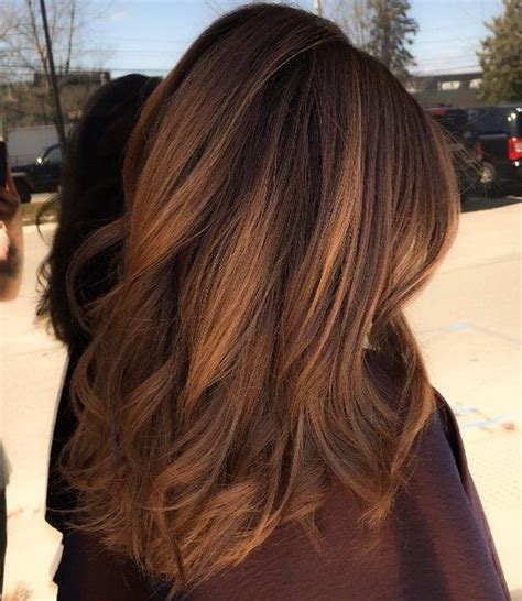 chesnut color 40 unique ways to make your chestnut brown hair pop