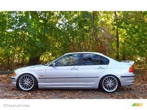 Bmw 323i 2000 Titanium Silver Metallic 2000 Bmw 3 Series 323i Sedan