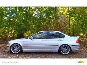 titanium silver metallic 2000 bmw 3 series 323i sedan