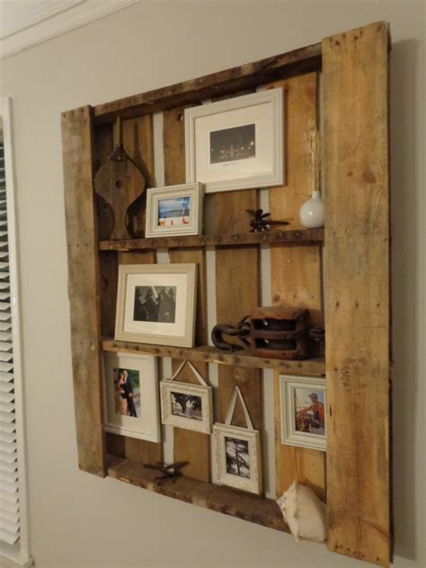 pallet shelves in 5 simple steps cobalt s house