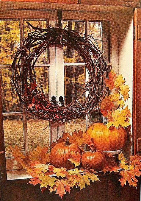 Harvest Windows Inspiration 25 Unique Fall Window Decorations Ideas On Window Displays Easy