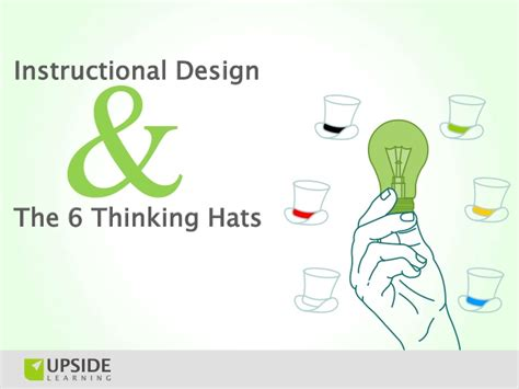 instructional design home based jobs 6 thinking hats instructional design