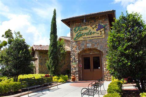 Olive Garden Gainesville Fl by Falando De Viagem Olive Garden International Drive