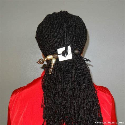 loc ponytail holders loc tie pony tail holder dreadlocks sisterlocks natural