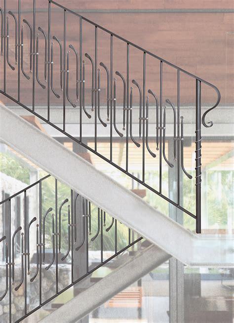 scale interne in ferro battuto ferro in arte scale e ringhiere interne in ferro