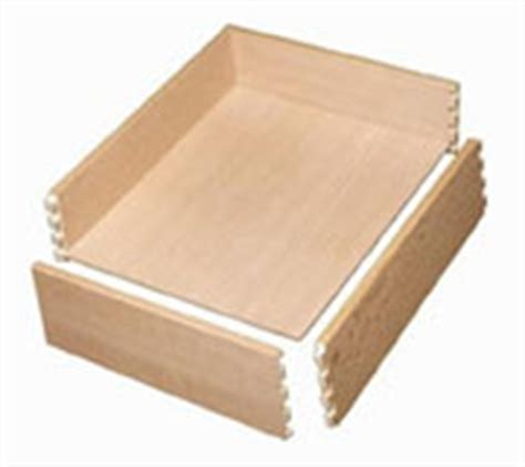Prefinished Drawer Sides by Cal Panel Drawer Sides
