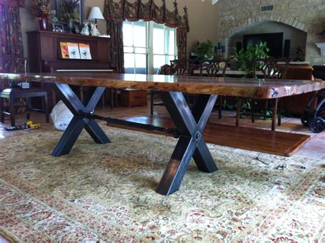 how to make desk legs attaching legs woodweb s furniture making forum