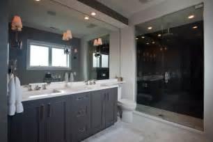 bathroom paint ideas black