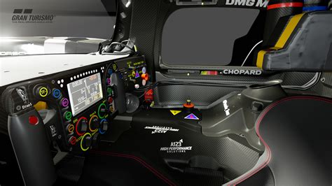porsche 919 interior gran turismo sport official car list published