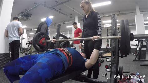 bench press blocks re build ep 41 volume block squat 5rm bench press