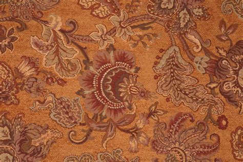 tapestry upholstery fabrics m8231 5189 chenille tapestry upholstery fabric in curry