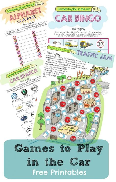 printable games to play at home free games for in the car printables free homeschool deals