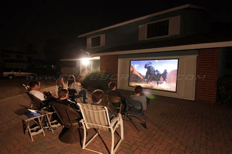 diy pro diy pro screen series outdoor projector screens elite